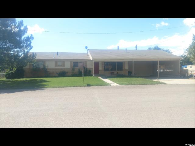 Single Family for Sale at 60 N 700 E 60 N 700 E Castle Dale, Utah 84513 United States