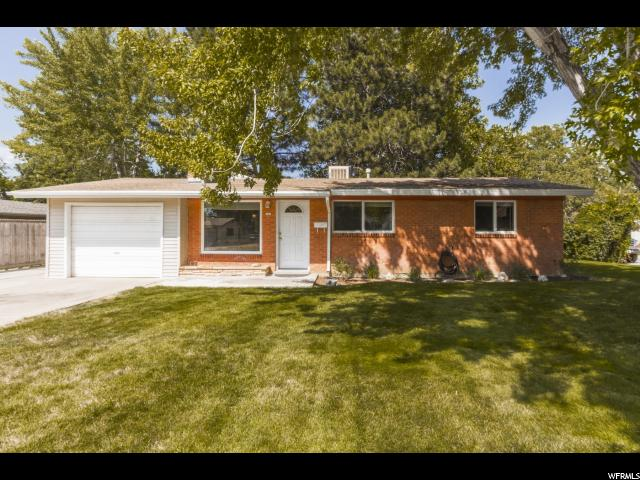 单亲家庭 为 销售 在 540 N 200 W Clearfield, 犹他州 84015 美国