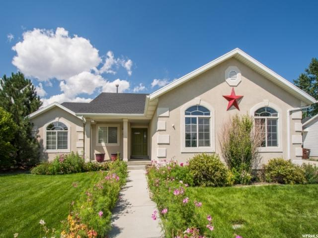 1453 E HARRIER ST Eagle Mountain, UT 84005 - MLS #: 1472599