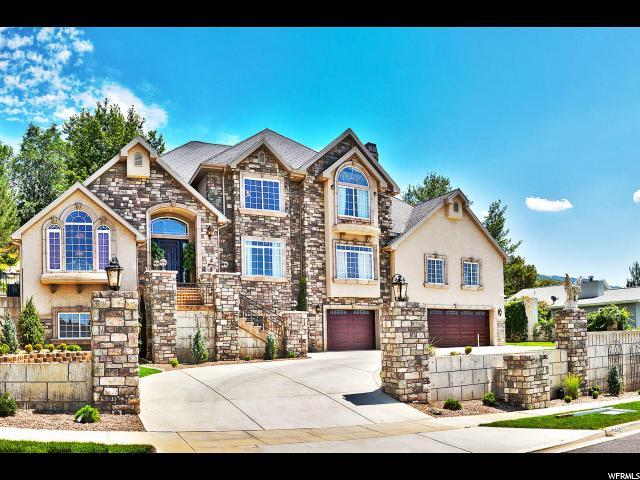 Один семья для того Продажа на 442 N 1250 E 442 N 1250 E Bountiful, Юта 84010 Соединенные Штаты