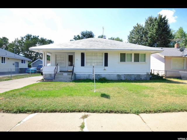 629 E CROSS ST, Ogden UT 84404