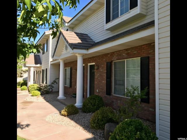 Townhouse for Sale at 1735 W 540 N 1735 W 540 N Unit: 1704 St. George, Utah 84770 United States