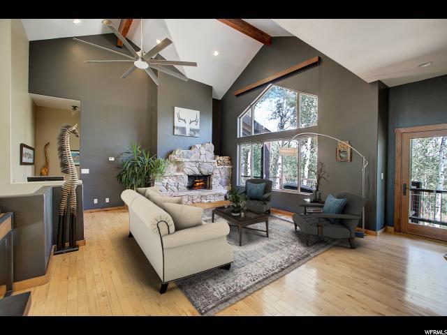 单亲家庭 为 销售 在 2494 S HI DRI Circle Wanship, 犹他州 84017 美国