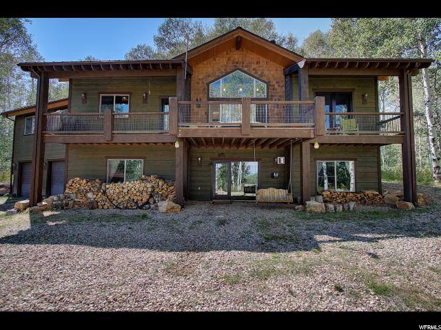 Single Family للـ Sale في 2494 S HI DRI Circle Wanship, Utah 84017 United States