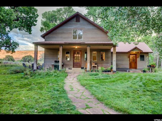 Single Family for Sale at 2927 S EAST BENCH Road Moab, Utah 84532 United States