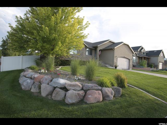 5381 W LITTLE WATER PEAK DR, Herriman UT 84096