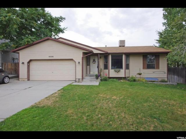 Single Family for Sale at 6696 S THIMBLELEAF Circle 6696 S THIMBLELEAF Circle West Jordan, Utah 84084 United States