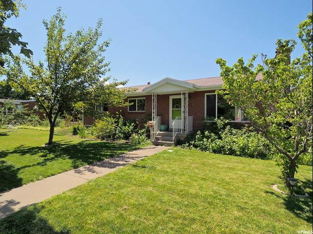单亲家庭 为 销售 在 885 N 950 E 邦蒂富尔, 犹他州 84010 美国