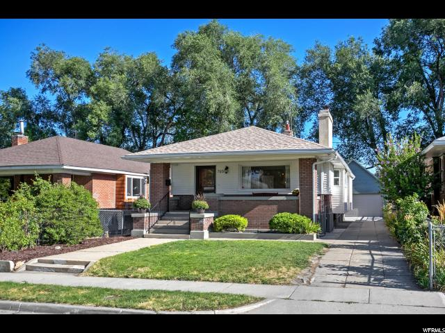 Home for sale at 765 E Harrison Ave, Salt Lake City, UT 84105. Listed at 449000 with 3 bedrooms, 2 bathrooms and 2,079 total square feet
