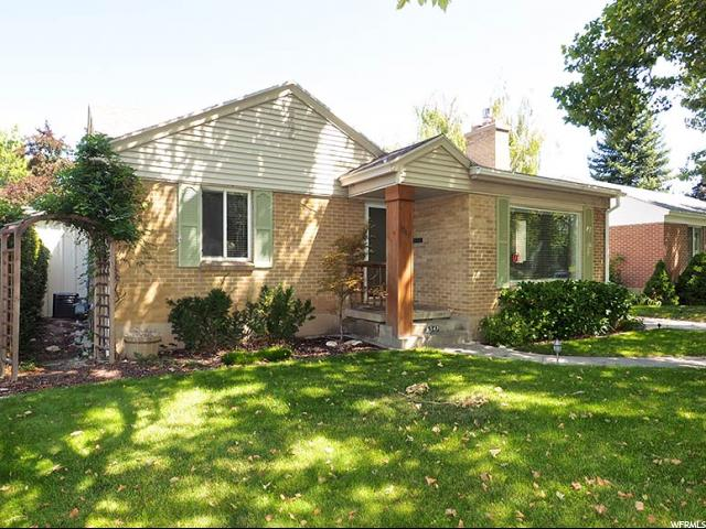 Home for sale at 1547 E Gregson Ave, Salt Lake City, UT  84106. Listed at 419900 with 3 bedrooms, 2 bathrooms and 1,988 total square feet
