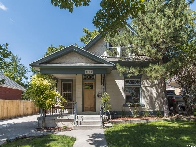 1151 E ROOSEVELT, Salt Lake City UT 84105