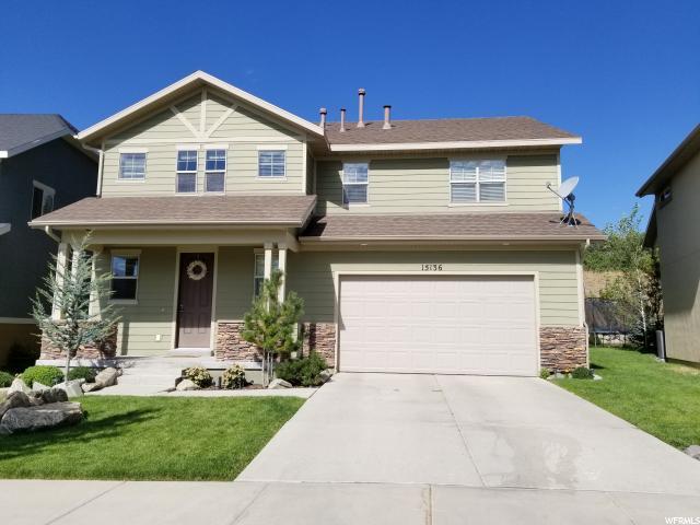 Single Family for Sale at 15136 S EAGLE CHASE Drive Draper, Utah 84020 United States
