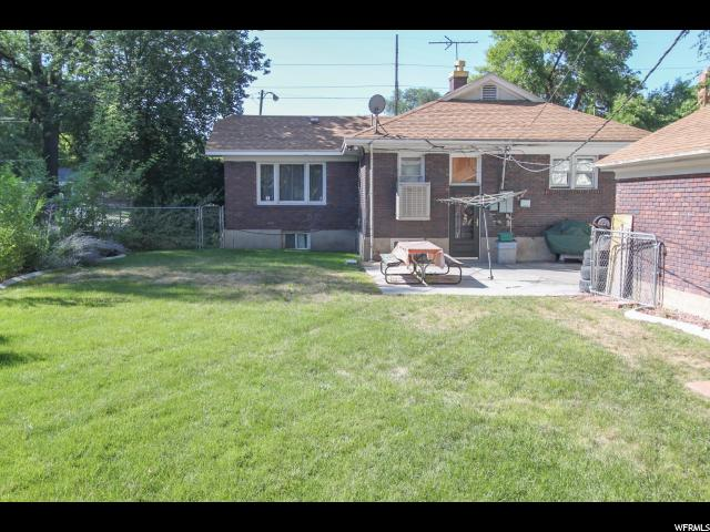 633 E 800 Salt Lake City, UT 84102 - MLS #: 1472824
