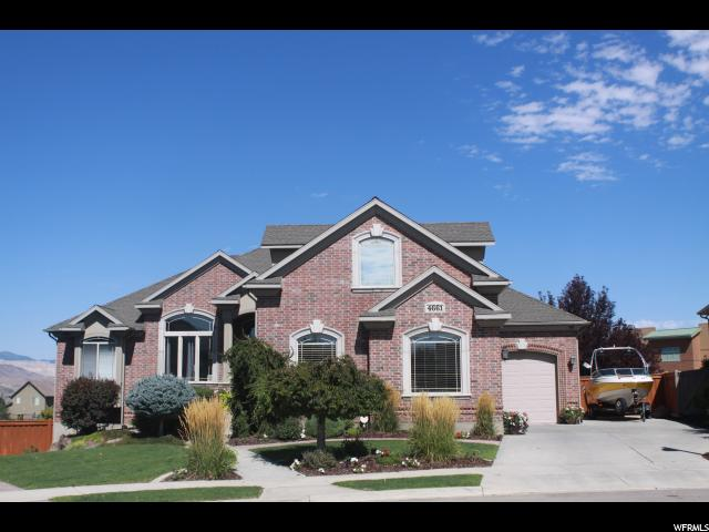 Single Family for Sale at 4661 STONEHAVEN LOOP Lehi, Utah 84043 United States