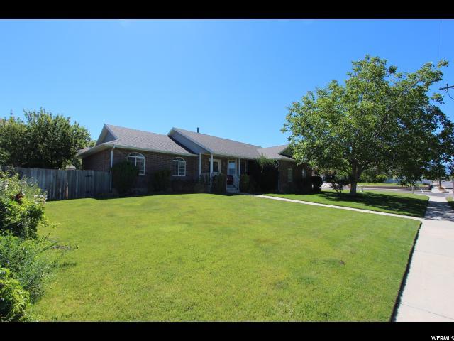 单亲家庭 为 销售 在 145 S 1300 E 斯普林维尔, 犹他州 84663 美国