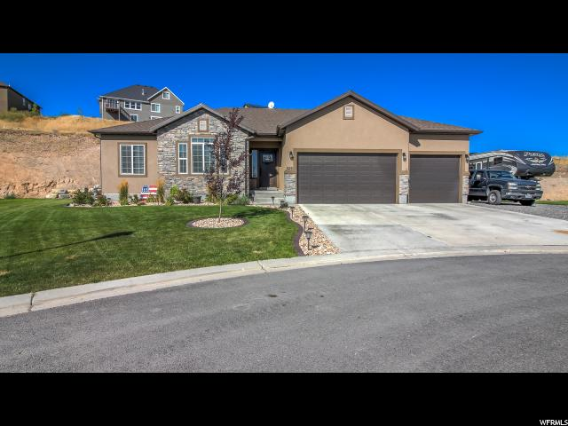 Single Family for Sale at 526 SUNSET Drive Santaquin, Utah 84655 United States