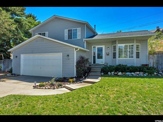 7484 S CASTLE HILL CIR, Cottonwood Heights UT 84121