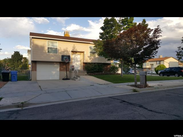 Single Family for Sale at 5535 S 3465 W Taylorsville, Utah 84129 United States
