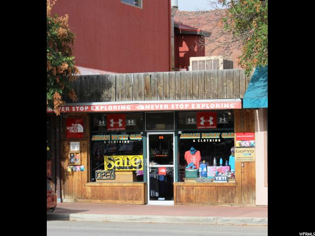 Commercial for Sale at 90 S MAIN Street 90 S MAIN Street Moab, Utah 84532 United States