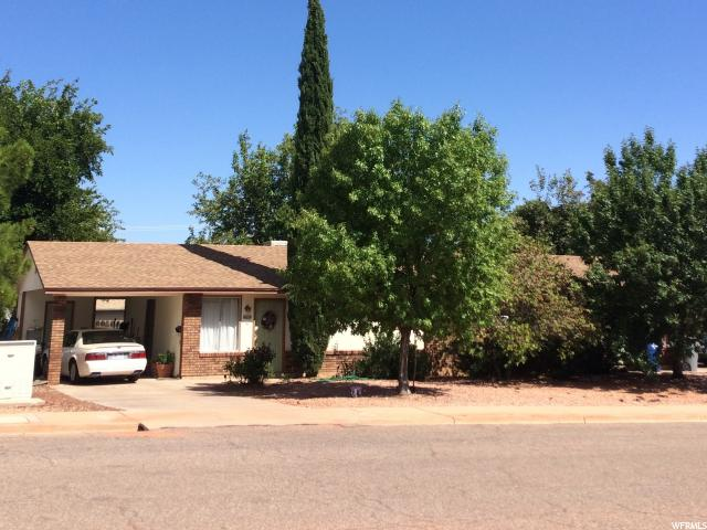 Duplex for Sale at 420 N 400 W 420 N 400 W St. George, Utah 84770 United States