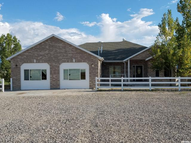 Single Family for Sale at 18750 N 6750 E Mount Pleasant, Utah 84647 United States