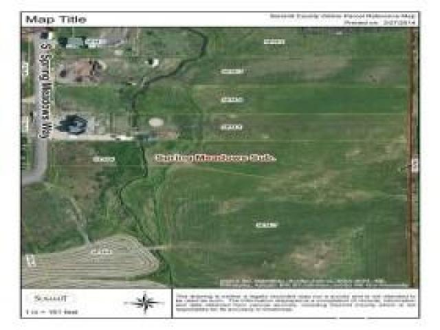 Land for Sale at 1685 W SPRING MEADOWS WAY Francis, Utah 84036 United States