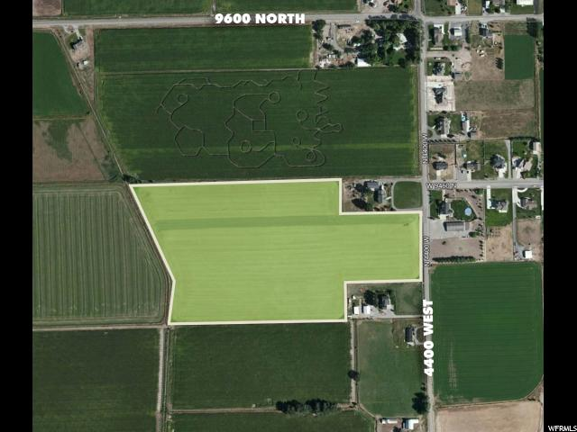 Land for Sale at 9445 N 4400 W 9445 N 4400 W Elwood, Utah 84337 United States