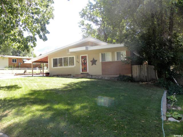 Unifamiliar por un Venta en 1375 DOUGLAS Street 1375 DOUGLAS Street Ogden, Utah 84403 Estados Unidos