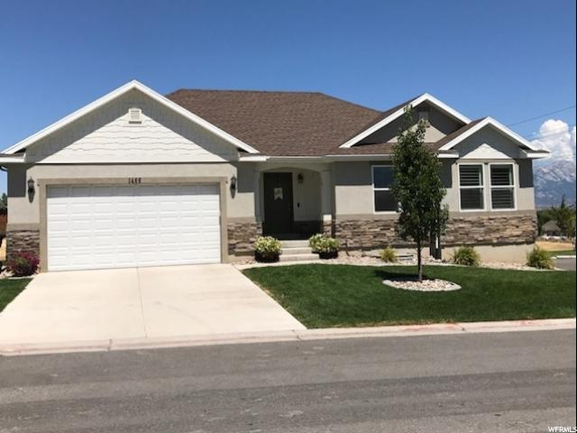 1466 S LAKEVIEW TERRACE RD, Saratoga Springs UT 84045