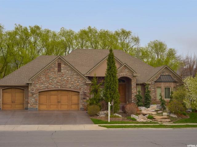 Один семья для того Продажа на 167 S SHADOW BREEZE Road 167 S SHADOW BREEZE Road Kaysville, Юта 84037 Соединенные Штаты
