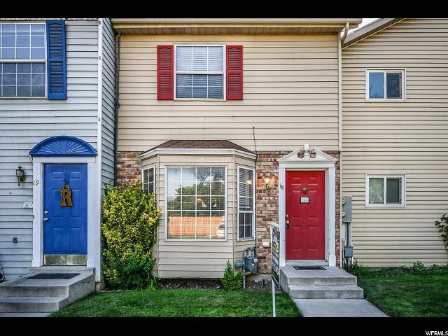 Maison accolée pour l Vente à 430 N 470 W 430 N 470 W Unit: 18 Lehi, Utah 84043 États-Unis