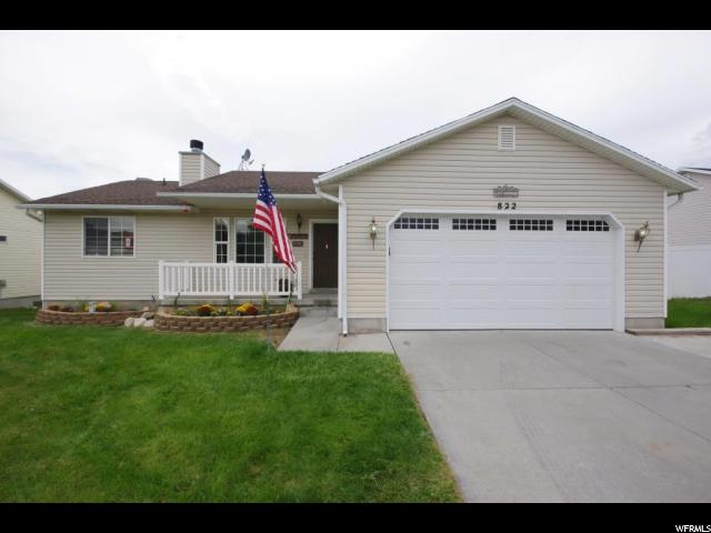 Single Family for Sale at 822 W 660 S Tooele, Utah 84074 United States