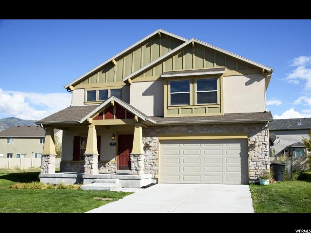 Single Family for Sale at 5772 N MANHATTAN Drive 5772 N MANHATTAN Drive Unit: 274 Stansbury Park, Utah 84074 United States