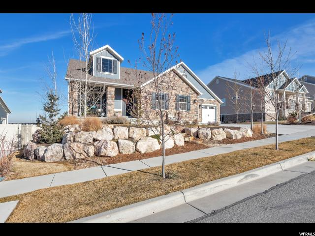 723 RIDGE TOP CIR North Salt Lake, UT 84054 - MLS #: 1473354
