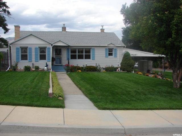 Single Family for Sale at 160 W 200 N Orangeville, Utah 84537 United States