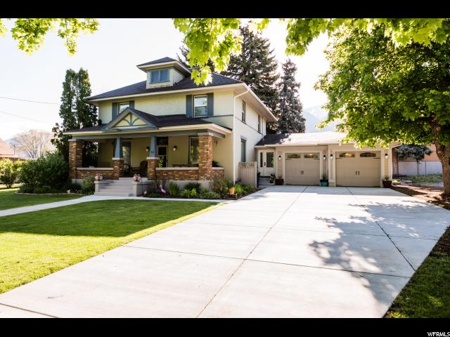 Single Family for Sale at 24 N MAIN Street Providence, Utah 84332 United States