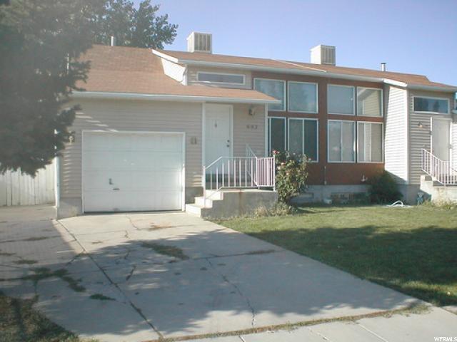 Single Family للـ Rent في 663 W 6645 S Murray, Utah 84123 United States