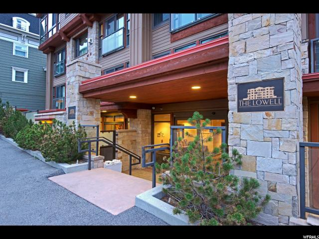 1335 LOWELL AVE Unit 103, Park City UT 84060