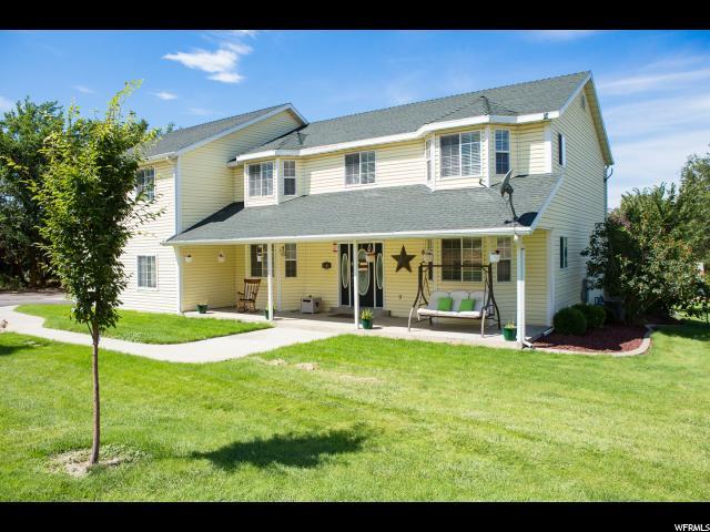 Один семья для того Продажа на 383 N MAIN Street 383 N MAIN Street Willard, Юта 84340 Соединенные Штаты