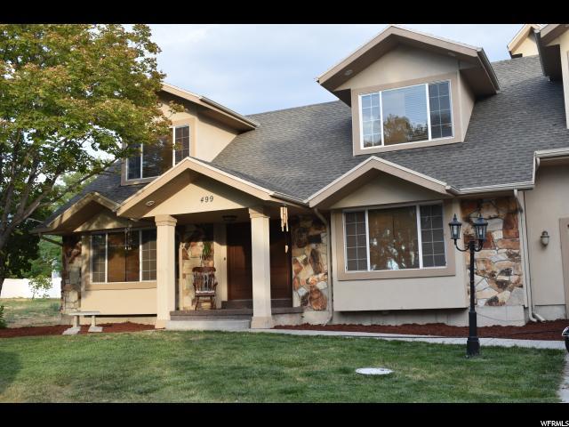 Single Family للـ Sale في 499 COUNTRY CLB Stansbury Park, Utah 84074 United States