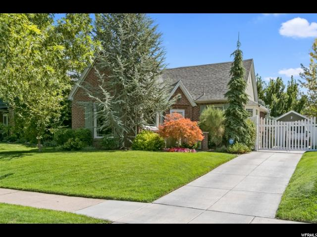 Home for sale at 2491 S 1500 East, Salt Lake City, UT  84106. Listed at 459900 with 3 bedrooms, 2 bathrooms and 2,119 total square feet