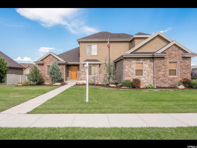 Single Family for Sale at 15563 S THUNDER GULCH Drive Bluffdale, Utah 84065 United States