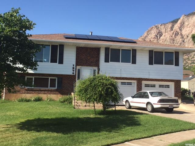 Unique la famille pour l Vente à 1274 E 8TH N Street Ogden, Utah 84404 États-Unis