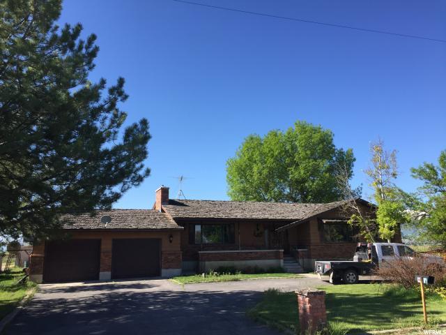 Unique la famille pour l Vente à 3402 W 3000 N 3402 W 3000 N Benson, Utah 84335 États-Unis
