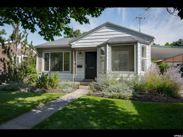 1769 E BRYAN AVE, Salt Lake City UT 84108
