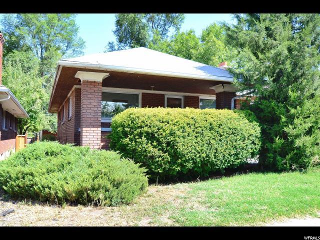 单亲家庭 为 销售 在 1178 E 27TH S Street 1178 E 27TH S Street 奥格登, 犹他州 84403 美国