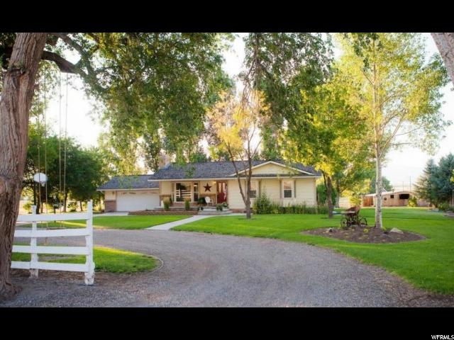 Single Family for Sale at 655 E 200 N Annabella, Utah 84711 United States