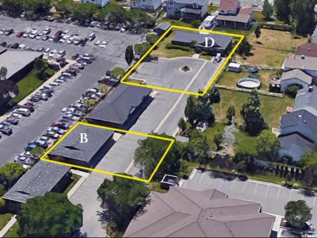Commercial for Sale at 14-261-0004, 2179 W 1800 N 2179 W 1800 N Unit: B & D Clinton, Utah 84015 United States