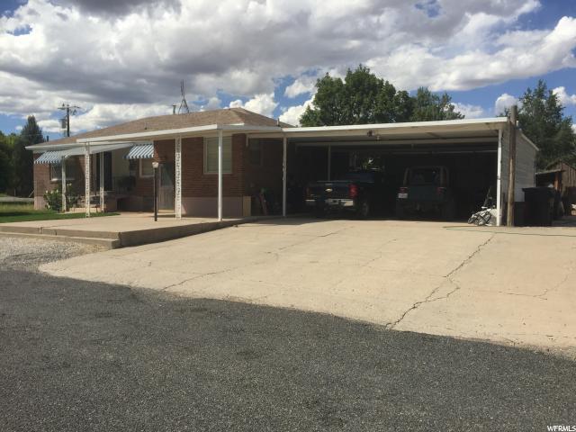 Single Family for Sale at 190 W 100 S Aurora, Utah 84620 United States