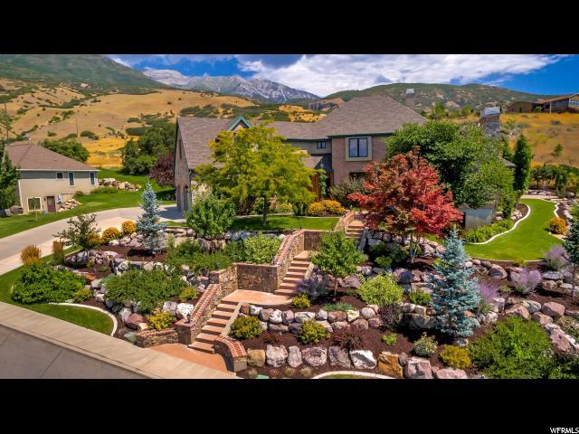 单亲家庭 为 销售 在 94 N 1200 E Lindon, 犹他州 84042 美国